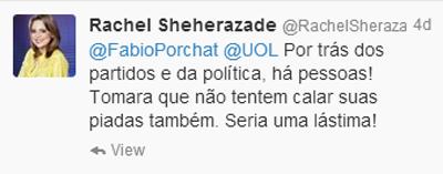Rachel Sheherazade volta hoje para bancada do Telejornal, veja o que falou Silvio Santos   atualidades