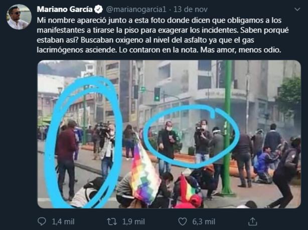 Imagem Crise na Bolívia